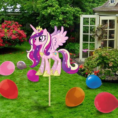 Fun amp Fabulous My Little Pony Decoration Ideas
